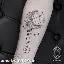 40 Geometrické Tetování Které Vám Vyhraje Nad Csuma Beautycom