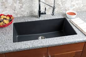 beautiful black kitchen sink single bowl hahn black granite extra large single bowl sink