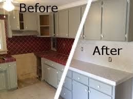 refacing bathroom cabinets before after. countertop before and after refinishing refacing bathroom cabinets s