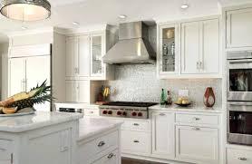 Tile Backsplash Ideas For White Cabinets Gorgeous Backsplash For White Kitchen Cabinets Backsplash White Kitchen