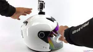 3 hướng dẫn giúp bạn lựa chọn camera hành trình gắn mũ bảo hiểm tốt