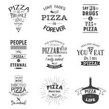 Pizza Quotes Gorgeous Say No To Druds Yes To Pizza Quote Typographical Background