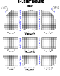 Cibc Seating Chart With Seat Numbers Cibc Theater Seating Chart Cibc Theater Map