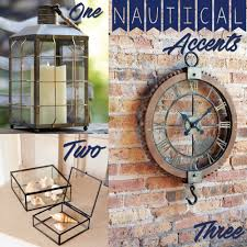 Nautical Home and Gift Accents available at wholesale