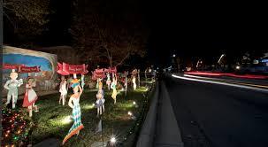 Thoroughbred Christmas Lights 2018 Visiting Thoroughbred Christmas Lights This Year Heres 5