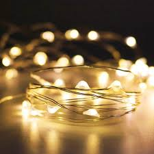 Fairy Lights Battery Operated Canada Fairy Lights 9 5ft 30 Warm White Leds With Aa Pack