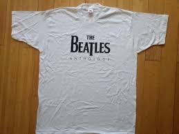 Vintage Beatles Anthology T Shirt 1996