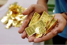 Hasil gambar untuk Emas Ditransaksikan Dibawah Level $1.200 Per Ons
