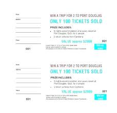 Lunch Ticket Template Beauteous Free Online Ticket Template Azatom