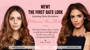 how to get the perfect first date look makeup tips charlotte tilbury you