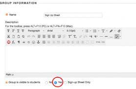 Create Sign Up Sheet Sign Up Sheet California State University Stanislaus