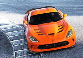 GALLERY: Dodge SRT Viper TA - for track enthusiasts