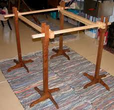 Homemade Quilt Frame & Quilting Frames For Hand And Machine Quilting & Homemade Quilting Frames & Diy Wood Quilting Frame Plans Free PDF . Adamdwight.com