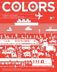 Colors Magazine Logo Fontl