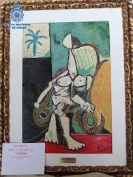 Bildergebnis für desarticulación, pintura moderna