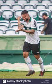 PR - Curitiba - 03/17/2019 - Paranaense 2019, Coritiba x Cascavel FC -  Giovanni Coritiba player celebrates his