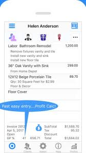 service call invoice service call pro work orders on the app store