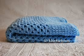 Free Crochet Baby Boy Blanket Patterns