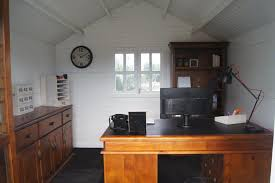 SheShed Home Office Studio Portable Office at Home Meeting Room