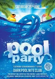 Free Party Flyer Templates 28 Awesome Pool Party Flyer Templates Free