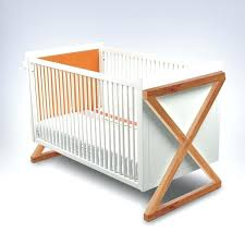 Unusual baby furniture Twin Baby Doll Decoration Designer Baby Furniture Bedding And Nursery Electric Decal Comfortable White Mattress Chic Orange Accentuate Furniture Ideas And Decors Decoration Crib Unusual Baby Cradles Unique Baby Cradles