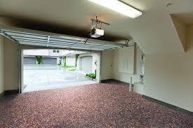 stone and epoxy garage floor solutions