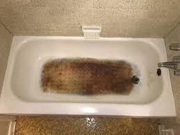 bathtub 4 before