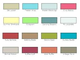 Kitchen Paint Colour Chart Valspar Paint Colors Myolympusriviera Co