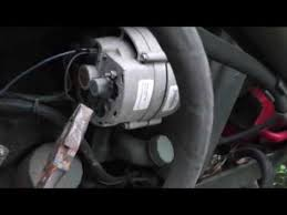 this old tractor episode 1 alternator hook up