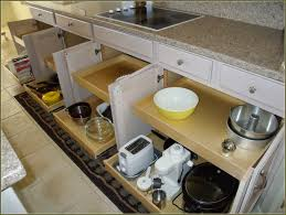 excellent spectacular kitchen cabinet pull out shelves