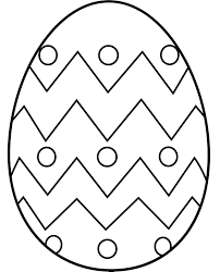 Awesome Easter Eggs Coloring Pages 62 For Your With Easter Eggs