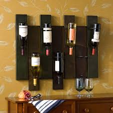 Kitchen Wine Rack Wall Mounted Wine Racks Its Usages And Benefits