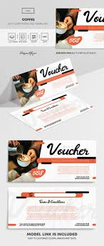 Coffee Free Gift Certificate Template In Psd By Elegantflyer