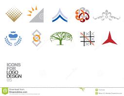 design logo for and logo designs design logo logo design vector elements 05 royalty stock images