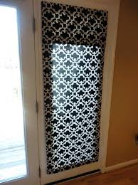 french door curtains curtain panels velcro for idea 13