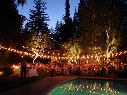 garden party lighting ideas. Image Of: Pool Outdoor Lighting Garden Party Ideas S