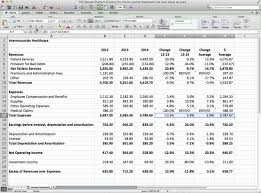 initial income statement pro forma example initial income statement pro forma example