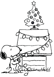 Free Printable Christmas Coloring Page Charlie Brown Coloring Pages