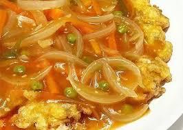 Resep fuyunghai ayam sumber gambar: Resep Fuyunghai Telur Sayur Sederhana Resep Masakan Indonesia