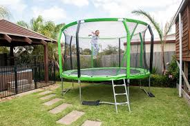 oz trampolines choosing your child s first trampoline 2