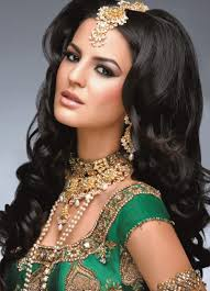 Hairstyles For Weddings 2015 Big Hair Indian Wedding Style Via Asiana Wedding Hair Styles