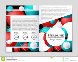 Chemistry Cover Page Designs Abstract Vector Layout Background Set For Art Template