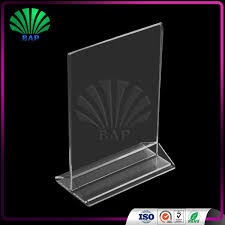 Where To Buy Display Stands Best Selling Photo Frame A100 Acrylic Paper Display Stand Cardboard 27