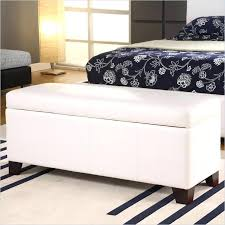 White Bedroom Bench Fur – Interior House Sample Picture