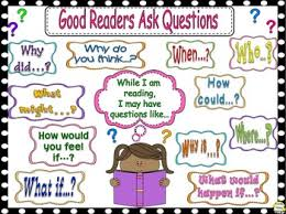 What Good Readers Do Chart