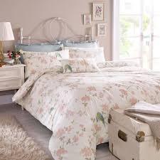 flower blush pink bedding sets