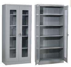 office metal cabinets. waterproof steel godrej cupboard/ korean 4 shelve modular xxxn storage cabinet glass/display sliding office metal cabinets r