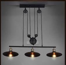 pulley pendant lighting. Fancy Pulley Pendant Light Fixture 26 With Additional 3 Lights Over Island Lighting P