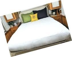 camper bedding camper mattress ab lifestyles short queen mattress pad made mattress cover for camper popup camper bedding