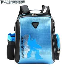 <b>TRANSFORMERS school bags boys</b> backpack children school ...